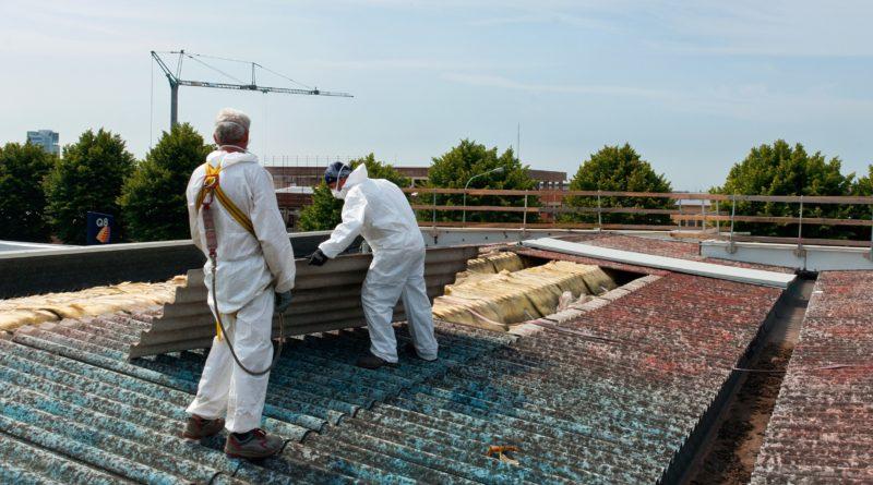 Bild 2 - Asbestsanierung