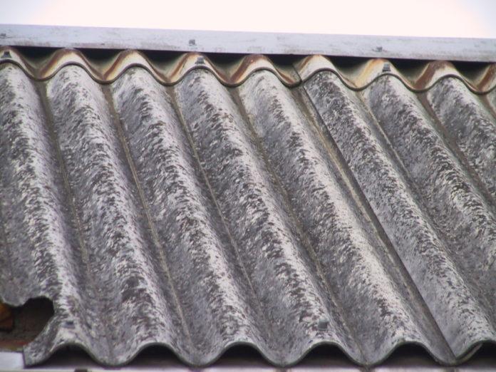 Bild 3 - Asbestsanierung