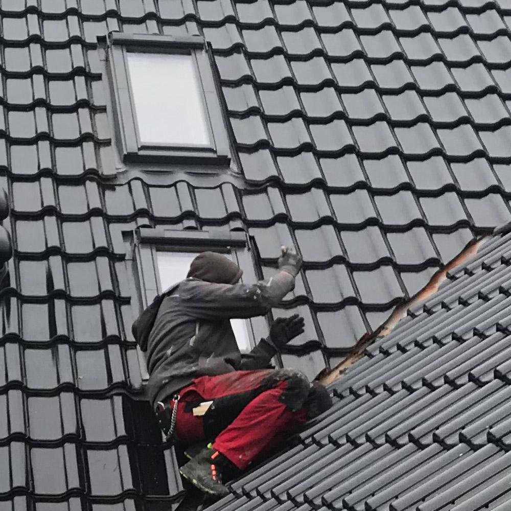Dachfenstereinbauten