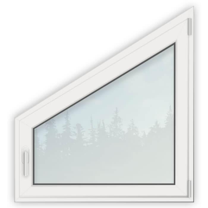 Bild 1 - Dreiecksfenster