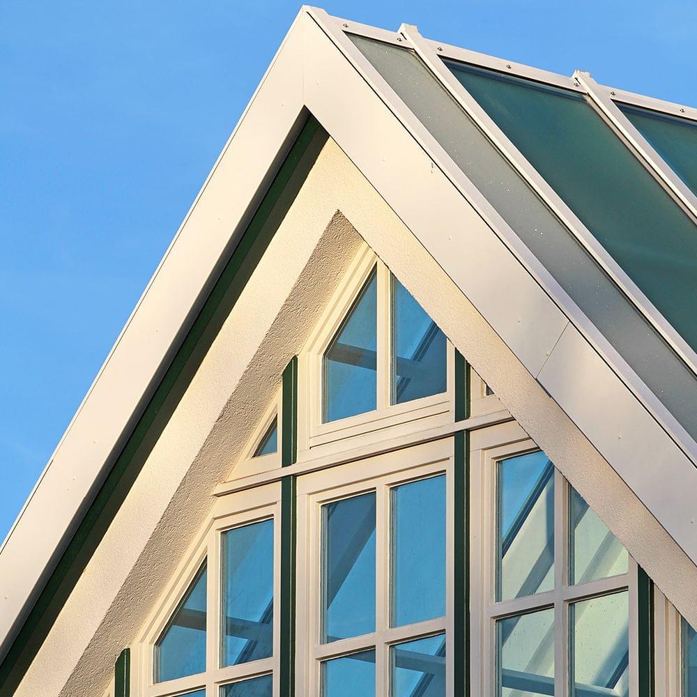 Bild 2 - Dreiecksfenster