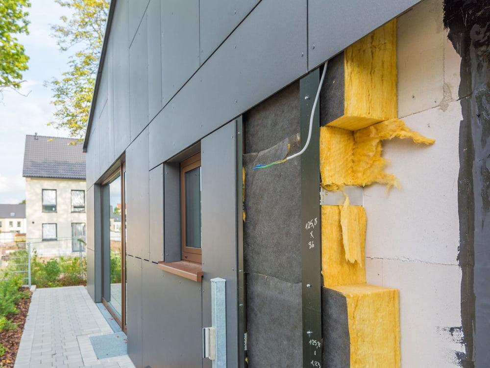 Bild 2 - Fassadenverkleidung