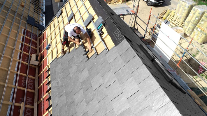 Bild 2 - Dachsanierung