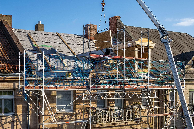 Bild 3 - Dachsanierung