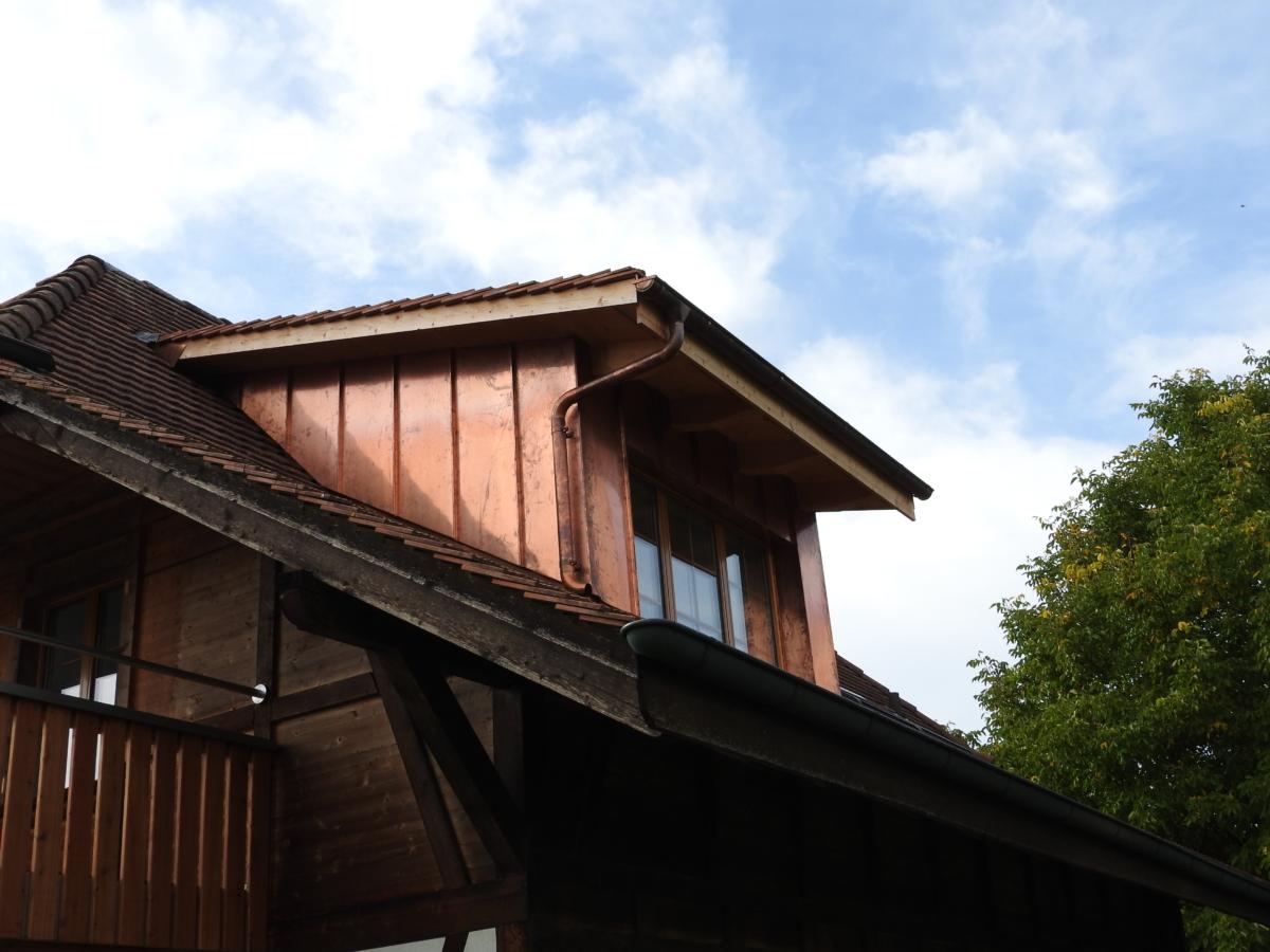 Bild 3 - Dachspenglerarbeiten